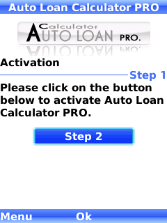 Auto_Loan_Calculator_PRO_activation