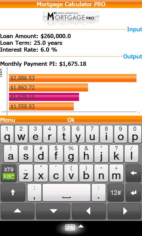 Mortgage Calculator PRO, professional loan calculator for your ...